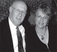 Bill and Sharon Elfenbein